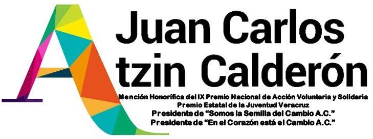 JUAN CARLOS ATZIN CALDERÓN